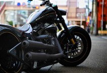 V-ROD 1250cc Muscle VRSCF  2016-1/2015