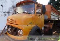 1218 2p (diesel)  1996/1996 - Caçamba agricola