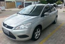 Focus Sedan 2.0 16V/ 2.0 16V Flex 4p Aut  2009/2009