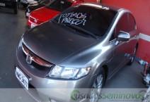 Civic Sed. LXL/ LXL SE 1.8 Flex 16V Aut.  2011/2011