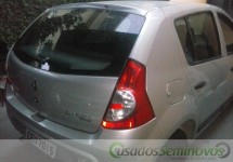 SANDERO Authentique Hi-Flex 1.6 8V 5p  2009/2008