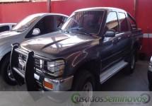 Hilux CD 4x4 2.8 Diesel Mec.  1995/1995